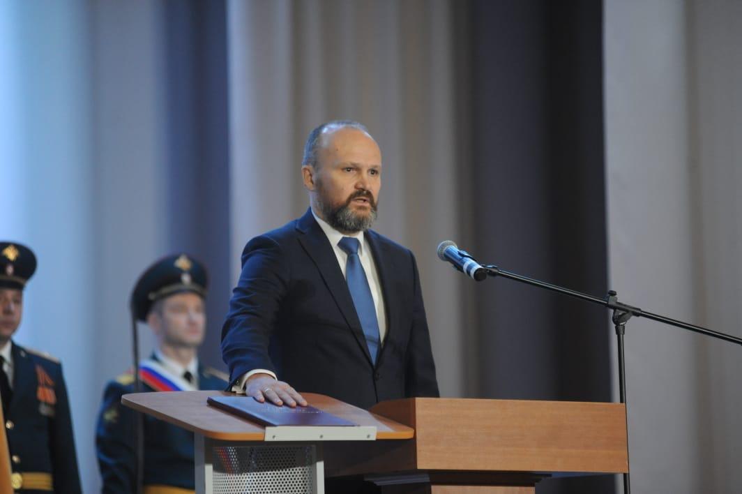 Главой Переславля-Залесского официально стал Валерий Астраханцев