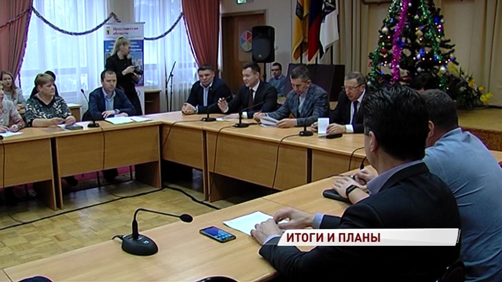 «Решаем вместе»:В следующем году на благоустройство парков и дворов предусмотрено 539 млн. рублей