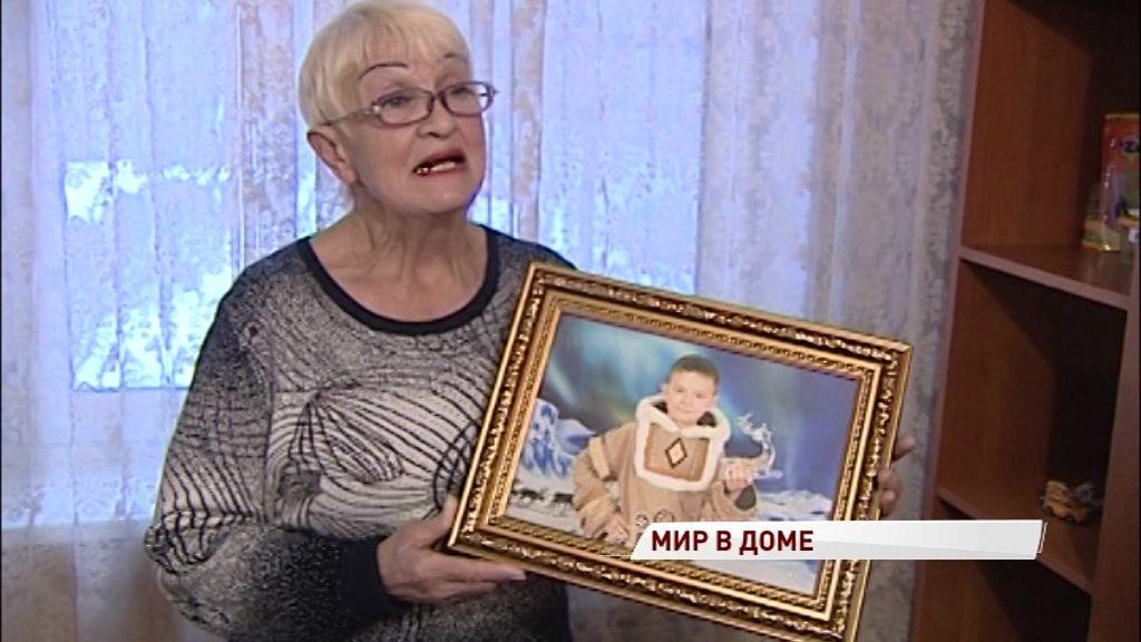 Беженка с Украины получила в подарок квартиру в Ярославле