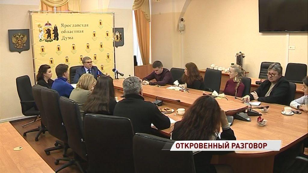 Не сдержал обещаний – плати: Ярославская областная Дума создаст рейтинг эффективности работы депутатов