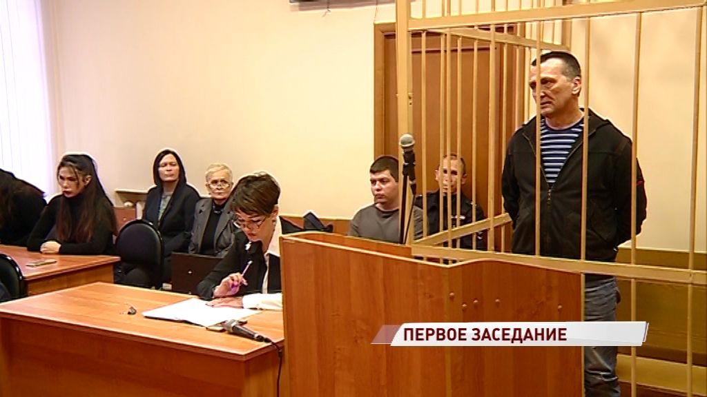 Суд идет: начался процесс над подозреваемым в убийстве предпринимателя Ильи Исаева
