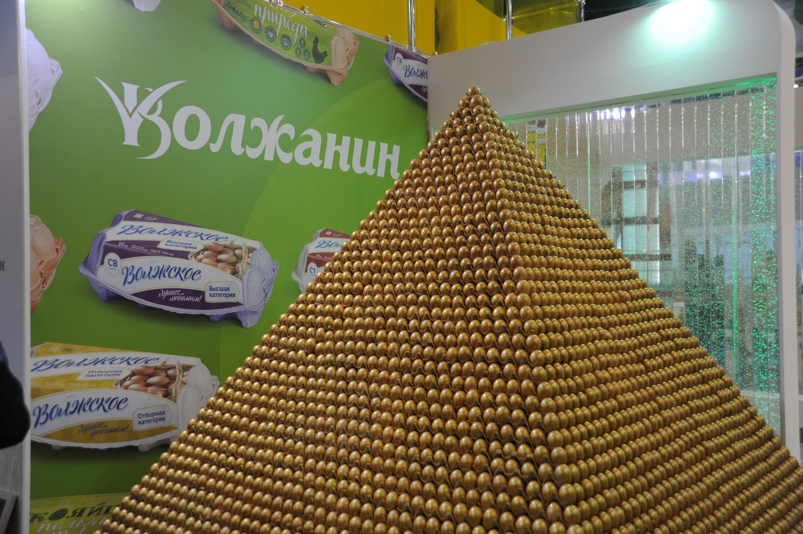 Ярославская область стала лидером ЦФО по производству яиц