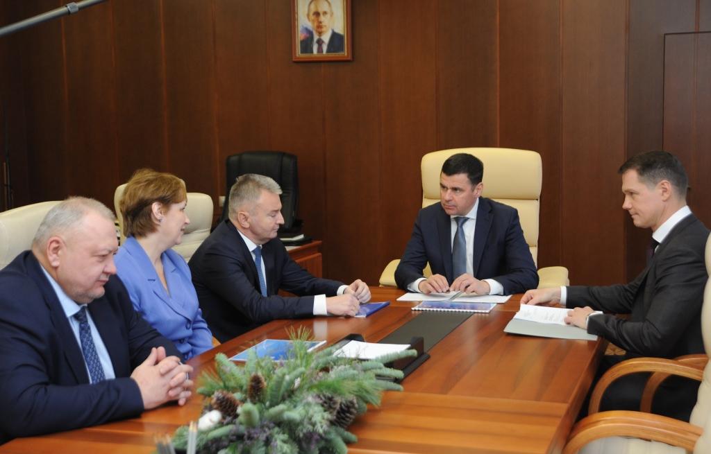 По инициативе Дмитрия Миронова создан попечительский совет областной детской клинической больницы