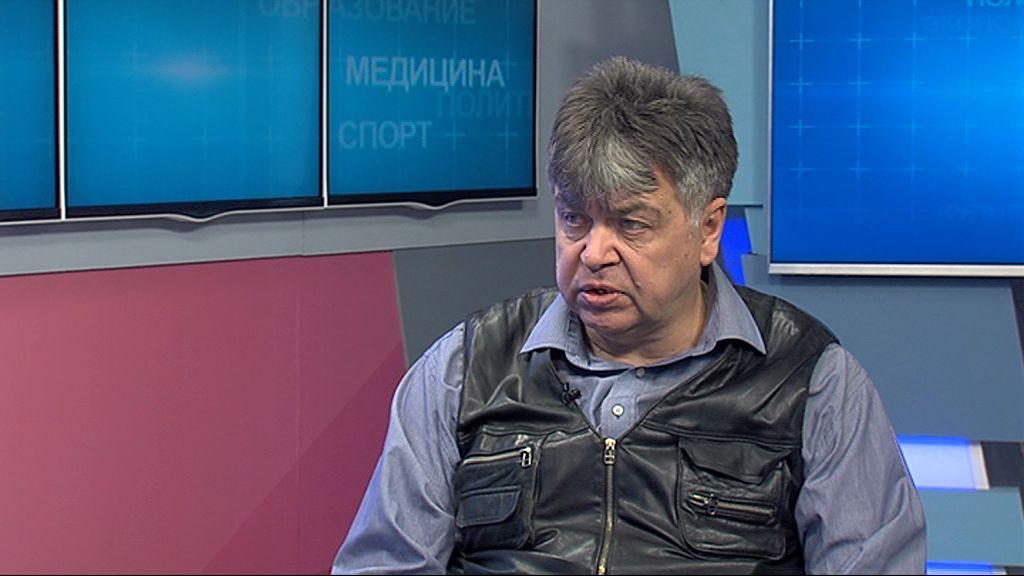 Программа от 26.12.18: Владимир Дорофеев