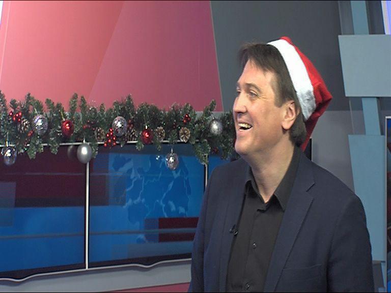Денис Матросов: «Ярославль очень красиво украсили перед Новым годом»