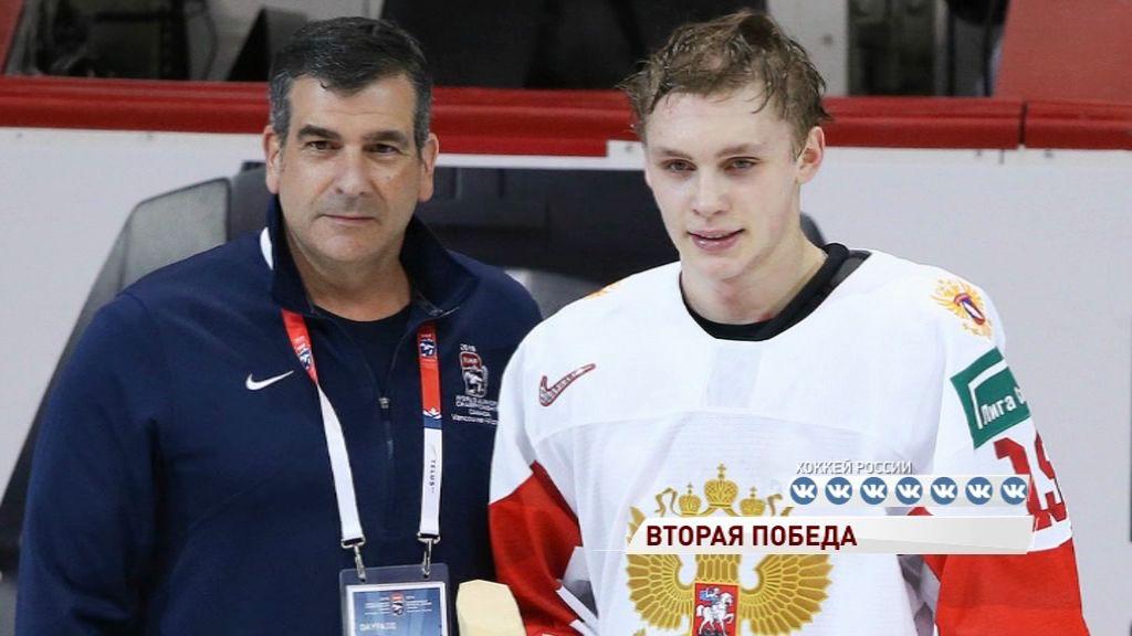 Игроки «Локомотива» вновь помогли молодежной сборной на чемпионате Мира