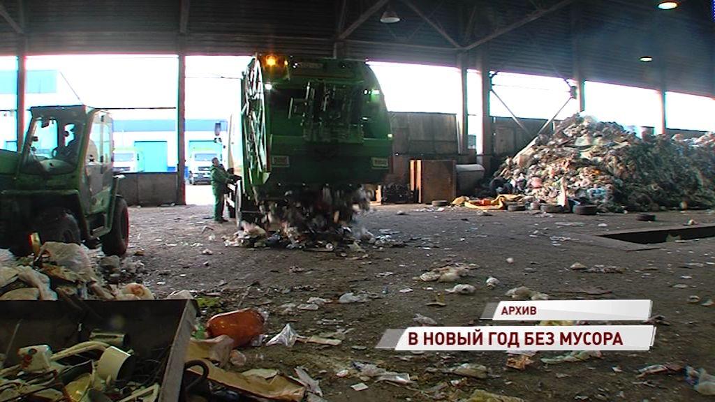 Последний грузовик с московским мусором на полигон «Скоково» приедет 31-го декабря