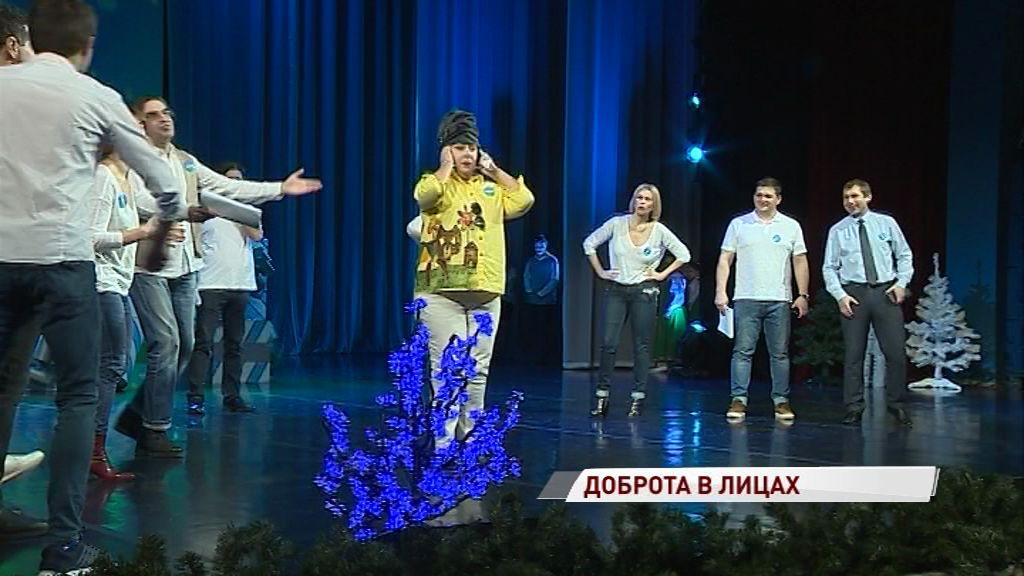 В Ярославле продолжается подготовка к благотворительному спектаклю «Мы все из одной глины»