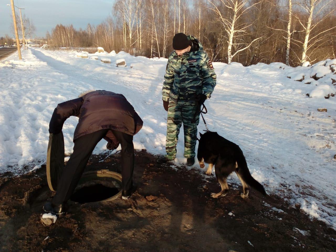 Под Ярославлем нашли тело мужчины с ножевыми ранениями
