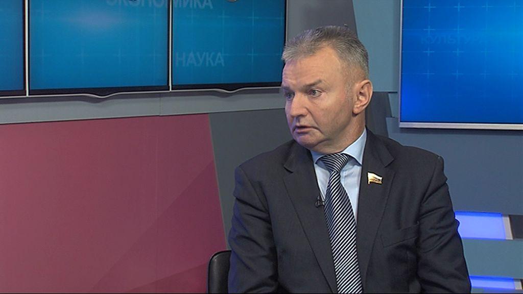 Программа от 29.12.2018: Игорь Каграманян