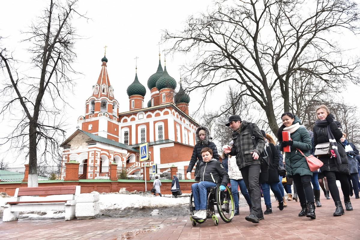 Новогодний Ярославль популярен у туристов: чем удивит столица Золотого кольца в праздники