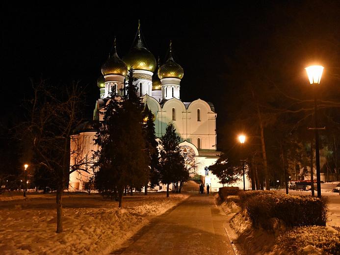 В сорока церквях и храмах Ярославля пройдут рождественские богослужения