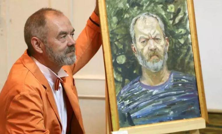 На 67-м году скончался ярославский художник Юрий Казаков