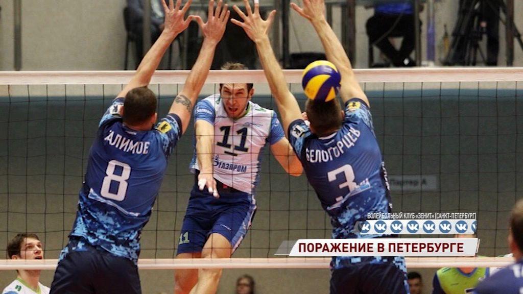 «Ярославич» вновь проиграл
