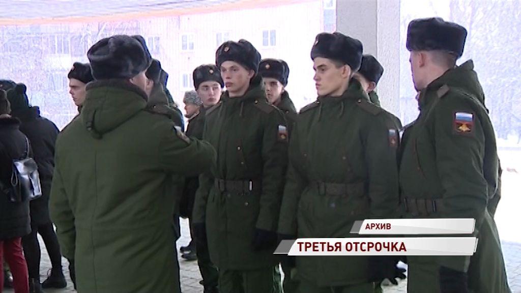 В России может появиться еще одна отсрочка от армии: кто на нее может рассчитывать