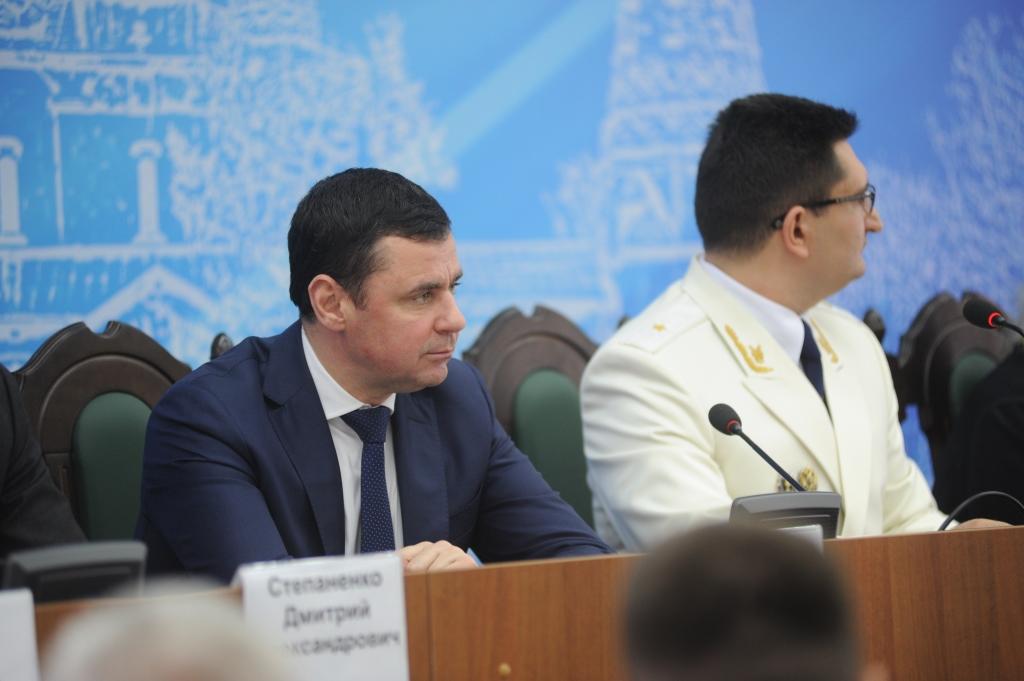 Дмитрий Миронов: «За два года вместе с прокуратурой мы восстановили права около 2300 дольщиков»