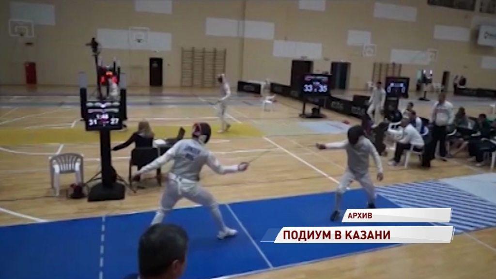 Ярославский рапирист взял бронзовую медаль на турнире в Казани