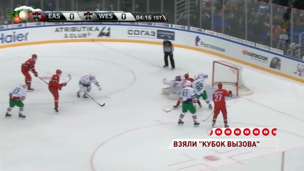 Хоккеисты «Локо» стали обладателями «Кубка Вызова» МХЛ