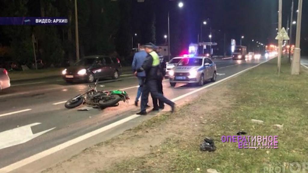 Водитель «Мерседеса», сбивший насмерть мотоциклиста, получил два года колонии-поселения