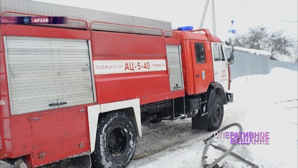 В Тутаевском районе горел частный дом: погиб хозяин