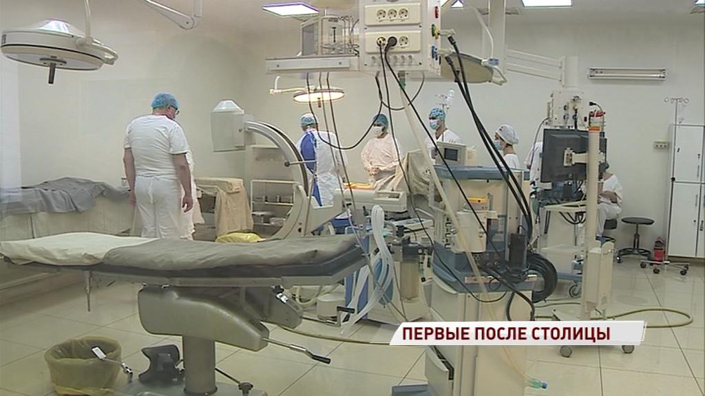 «Соловьевка» оказалась в лидерах страны по протезированию крупных суставов