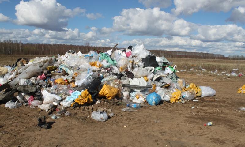 Глава Рыбинска уволил директора «АТП» за плохое содержание мусорного полигона