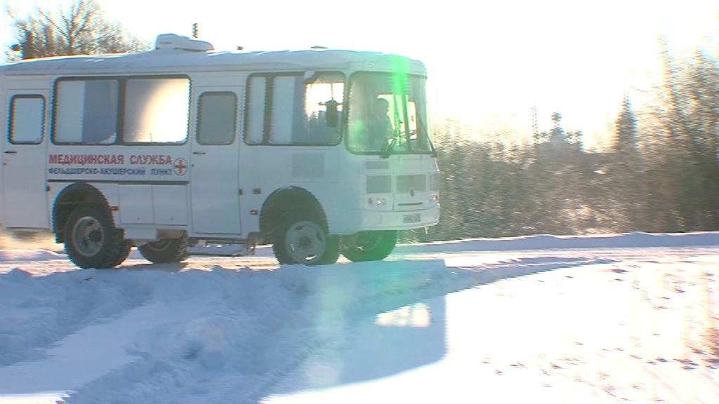 Медпомощь даже в самые отдаленные уголки: в село Сулость приехал новый ФАП