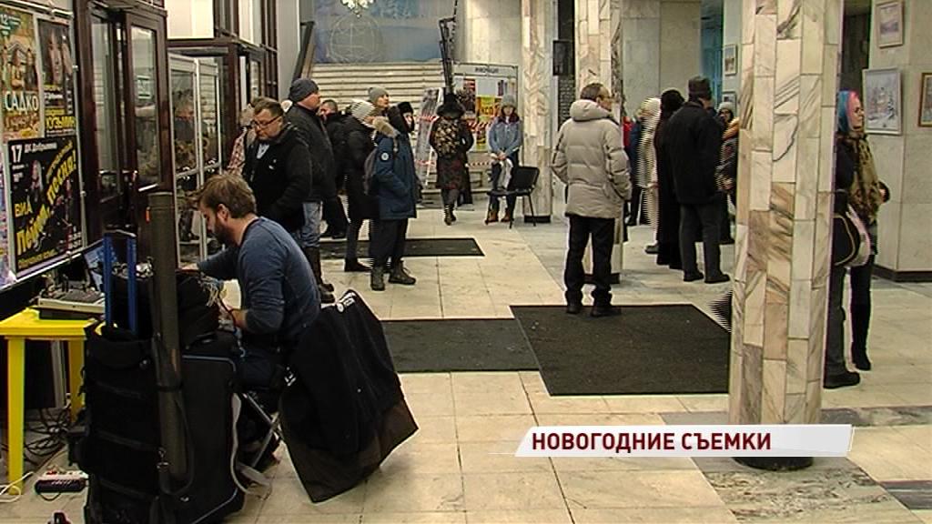 Роман Курцын позвал ярославцев сниматься в кино: репортаж со съемочной площадки