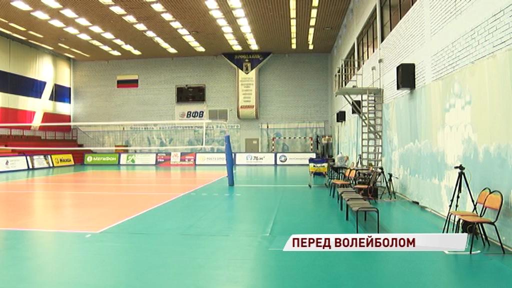 «Ярославич» сыграет с лидером Суперлиги: как идут последние приготовления перед матчем