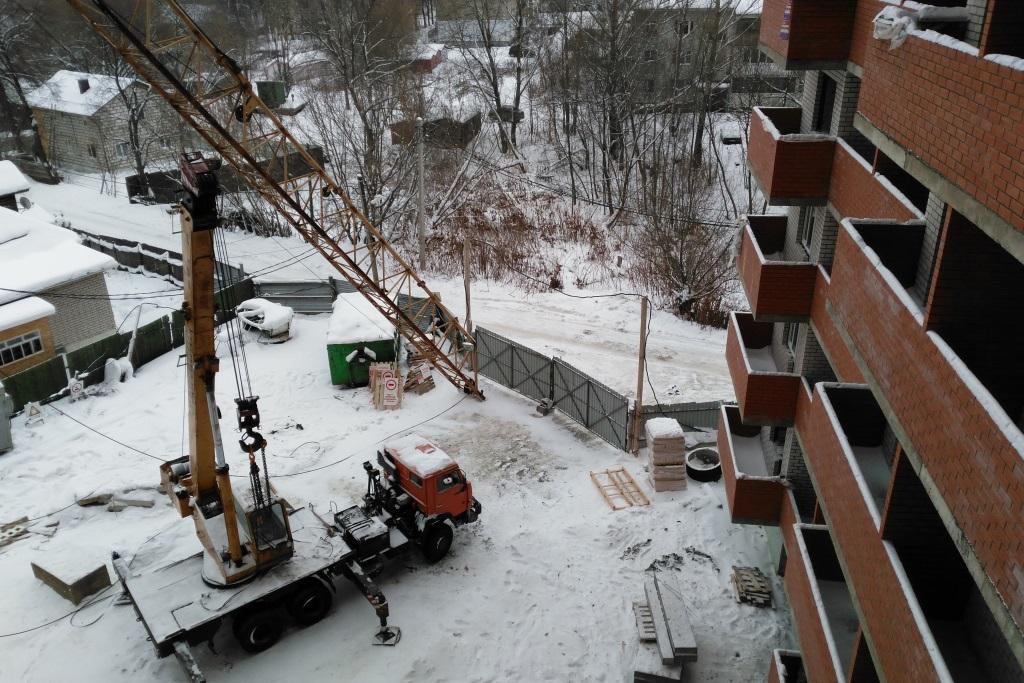 Минстрой включил Ярославскую область в топ регионов страны по сдаче долгостроев