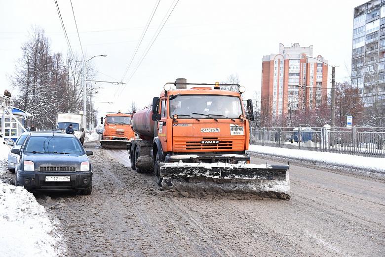 Ярославские водители смогут бесплатно доехать до работы на муниципальном транспорте