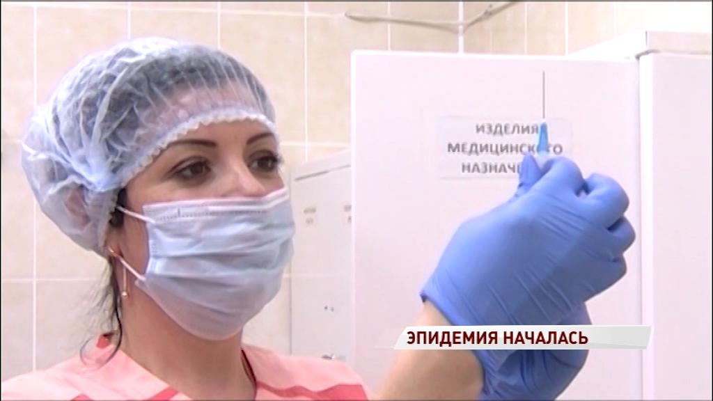 В область пришла эпидемия ОРВИ и гриппа: как борются с распространением вирусов