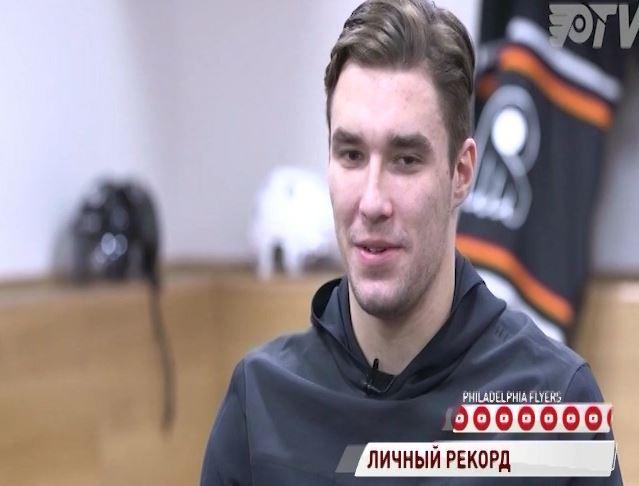 Иван Проворов установил личный рекорд в НХЛ