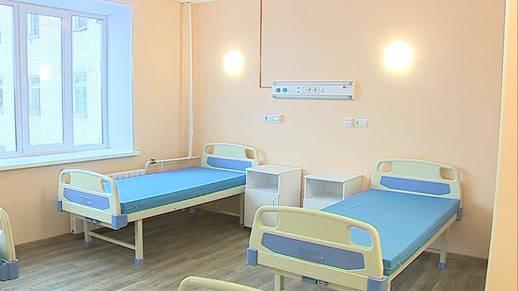 Инфекционное отделение Тутаевской ЦРБ капитально отремонтируют