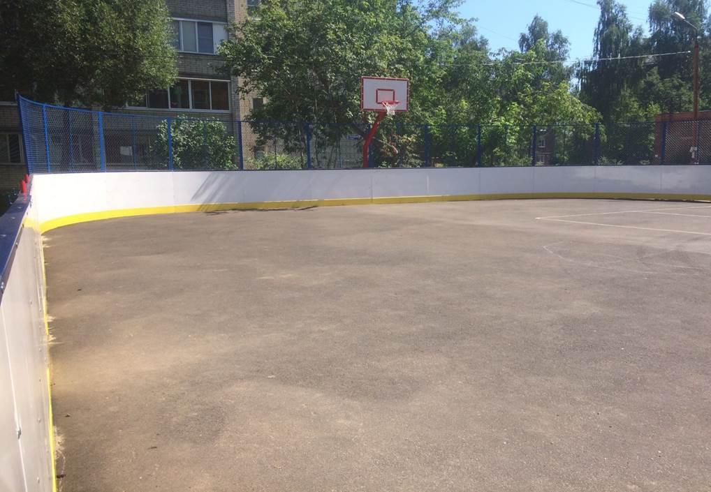 В Ярославле обновят спортивные площадки