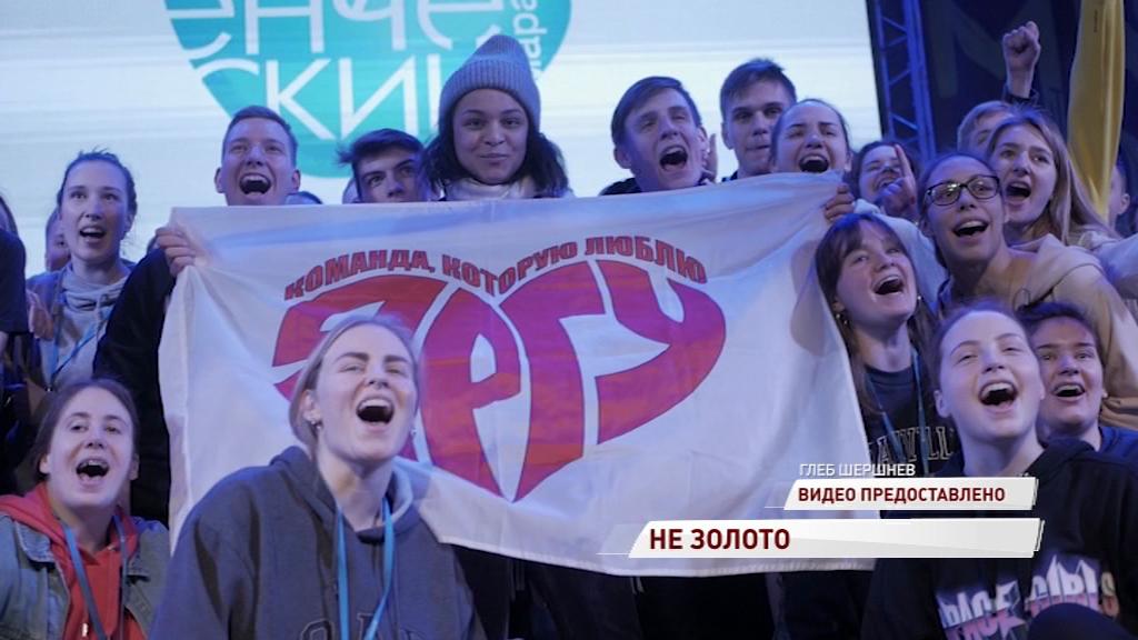 Ярославские студенты вернулись с «серебром» со студенческого марафона