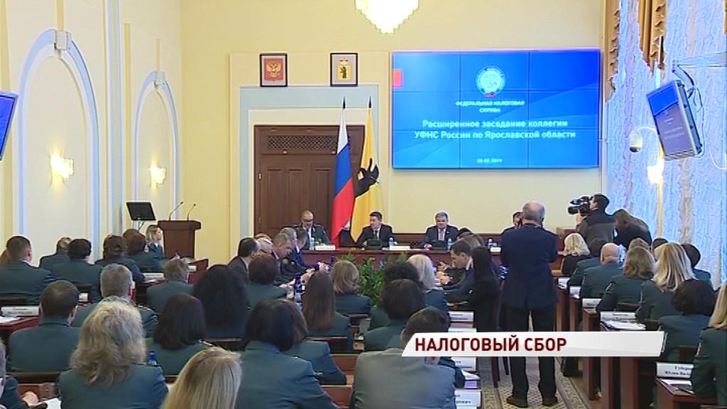 Бюджет области от налогов «поправился» на пять миллиардов рублей