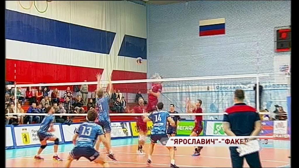 «Ярославич» потерпел поражение в 13 раз подряд