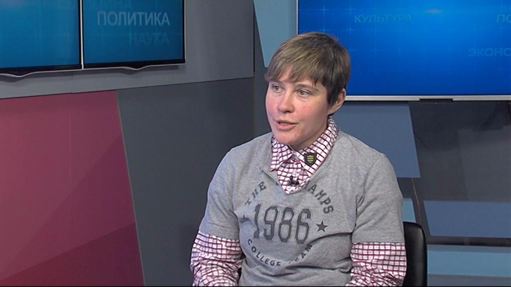 Программа от 6.02.19: Дарья Юстинова