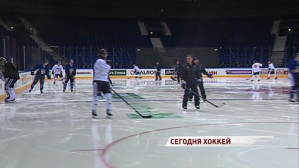 Сборная России в Ярославле сыграет с финнами