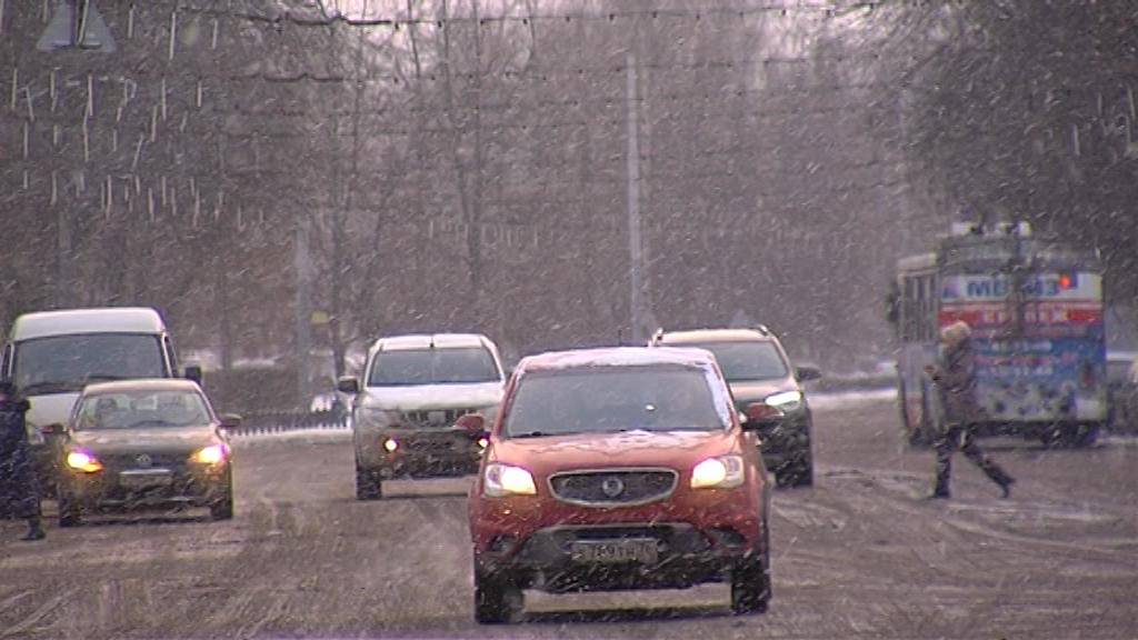 Экстренное предупреждение МЧС: на Ярославскую область снова идет снегопад
