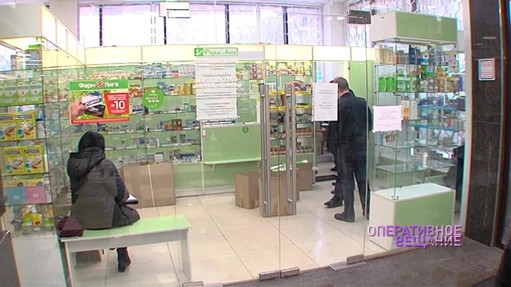 Приставы арестовали все таблетки в аптеке-должнике