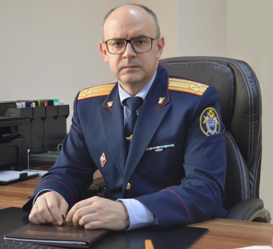 Региональное следственное управление возглавил Александр Соболев