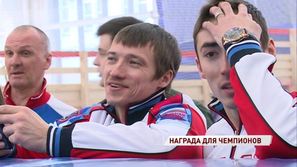 Ярославские фристайлисты с триумфом вернулись из Американского Парк-Сити