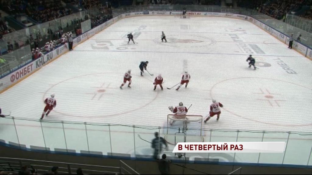 «Локомотив» начинает последнюю домашнюю серию игр в «регулярке». Прямая трансляция на «Первом Ярославском»