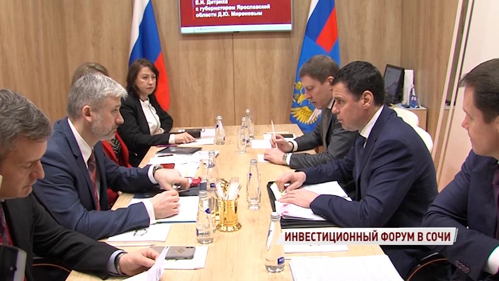 Дмитрий Миронов встретился с министром транспорта России: когда ждать денег на ремонт дорог