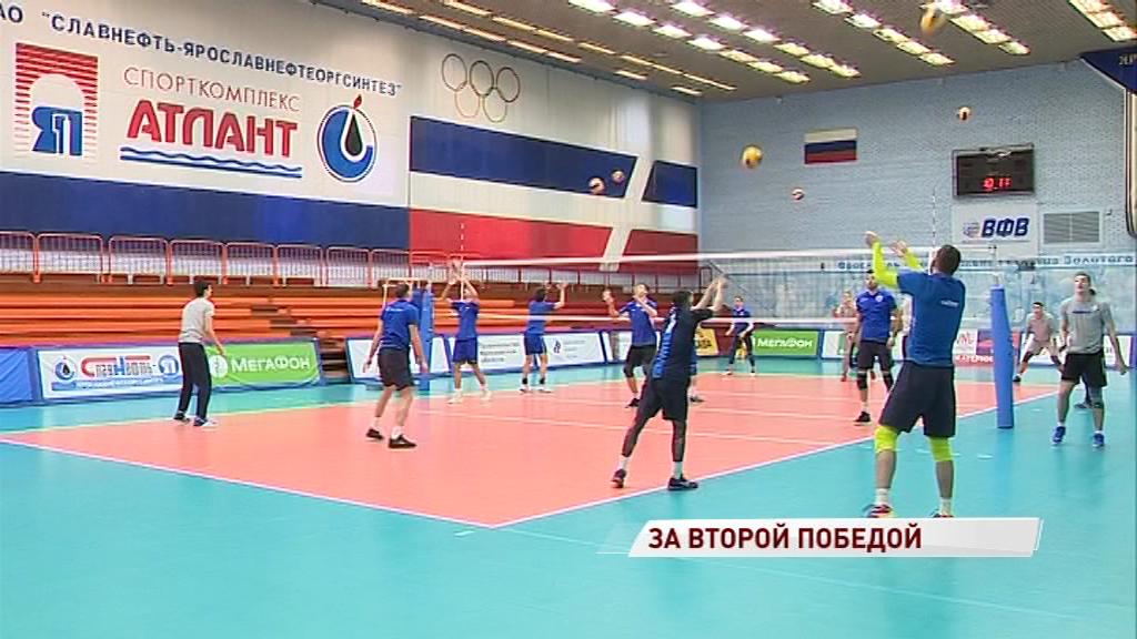 «Ярославич» пытается встать на победные рельсы