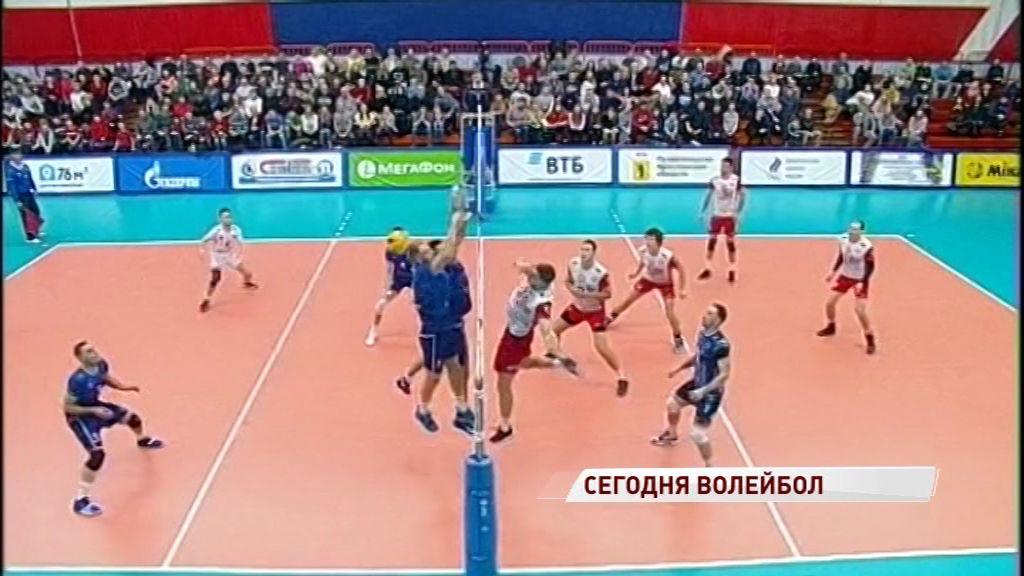 «Ярославич» в матче с «Газпром-Югрой» попытается одержать вторую победу в сезоне