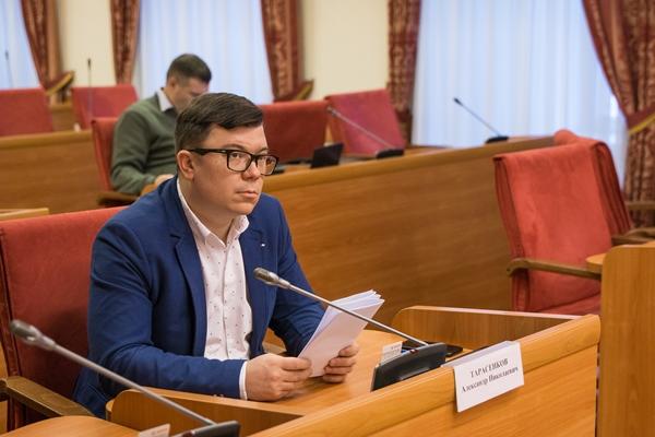 Александр Тарасенков: «Регионы должны почувствовать федеральную поддержку в решении проблем экологии»