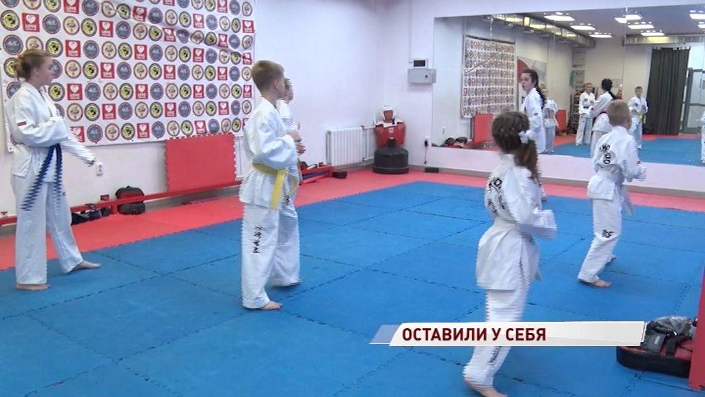 Ярославские тхэквондисты успешно выступили на домашнем Кубке Золотого кольца